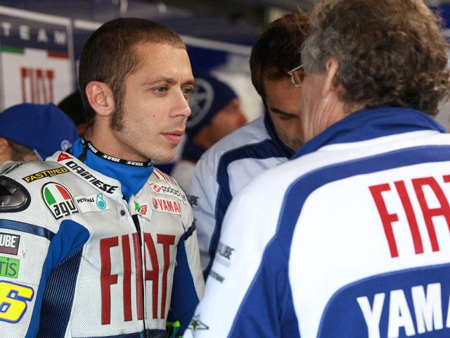 Rossi probará la Ducati en Valencia