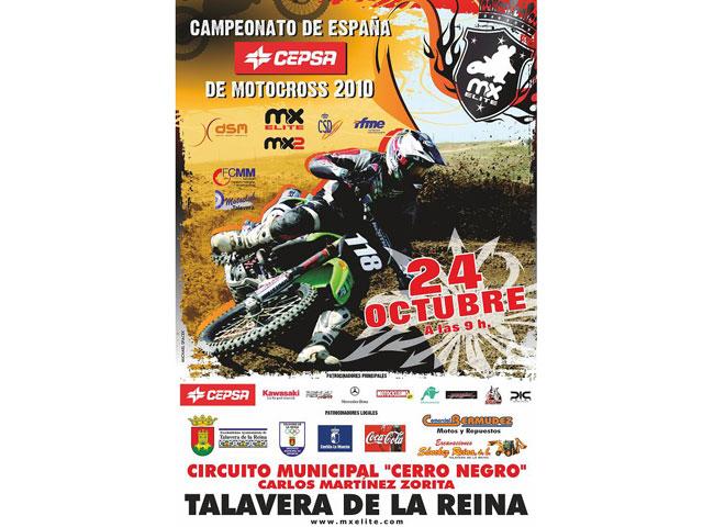 El Campeonato de España de Motocross llega a su fin
