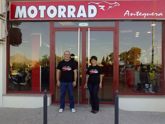 Motorrad inaugura nuevas tiendas en Andalucía, Madrid y Murcia