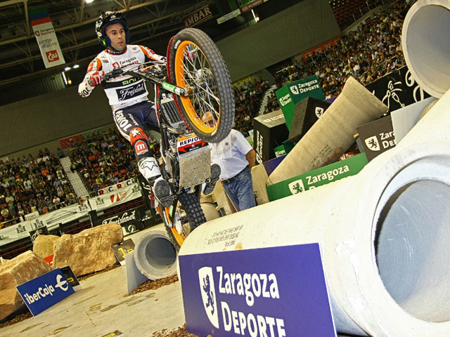 Campeonato de España de Trial Indoor: Girona