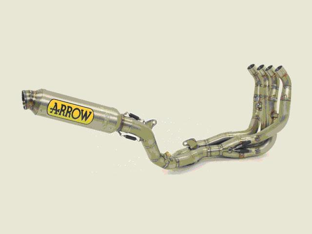 Escapes Arrow inspirados en Moto2