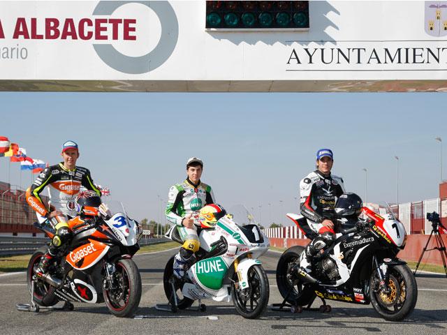 Barragán, Viñales y Morales ganan en el Europeo de Velocidad