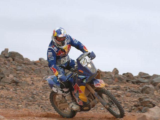Cyril Després gana el Rally de Marruecos