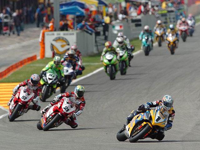 Las SBK llegan a Monza