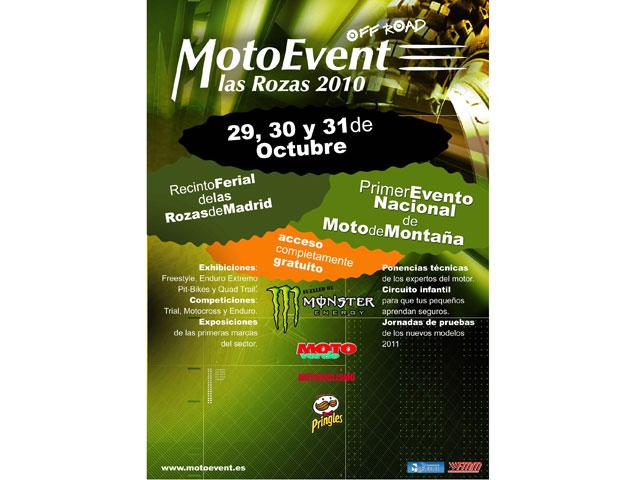 Primera edición del Moto Event