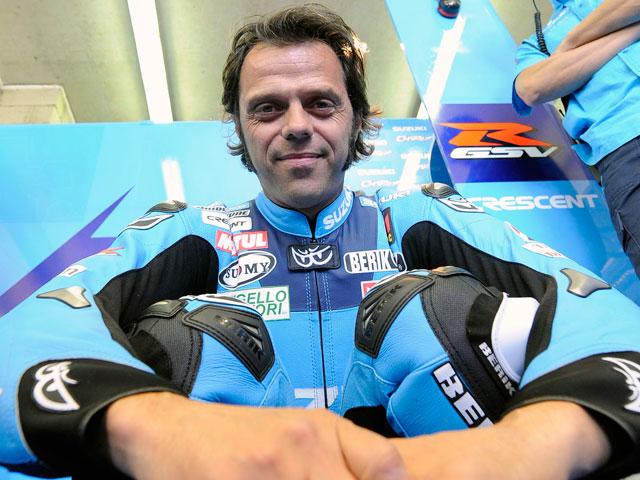 Loris Capirossi vuelve a Ducati