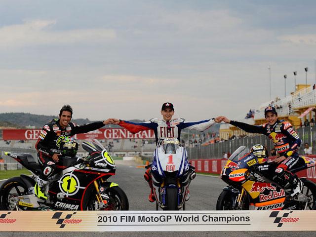 GP de Valencia de MotoGP en fotos