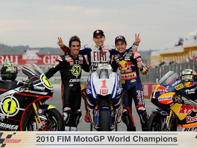 MOTOCICLISMO Especial Grandes Premios 2010