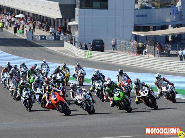Los campeonatos del CEV se juegan en Jerez