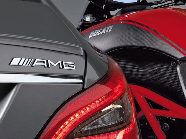 Ducati y AMG se unen