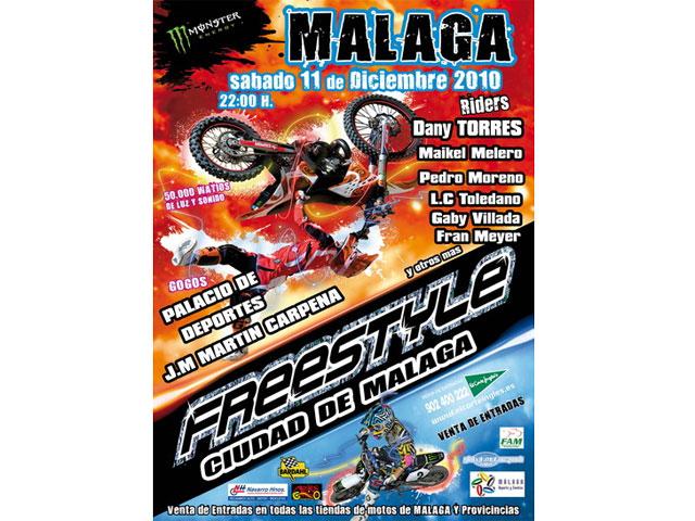 Pont Grup regala entradas para el Freestyle de Málaga