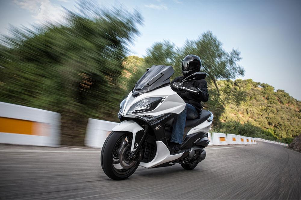 10 motivos para asegurar la moto a todo riesgo