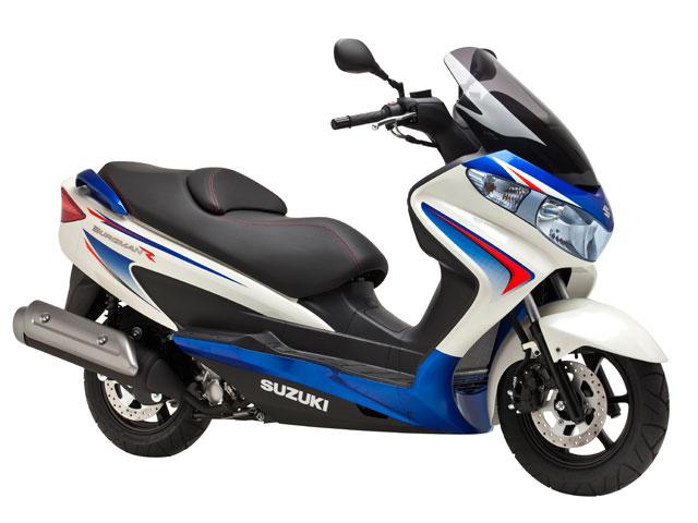 Suzuki Burgman 125 Racing