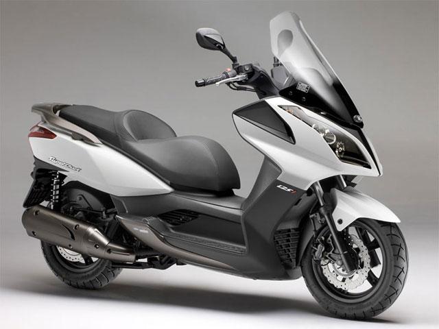 Galería de fotos de las motos más vendidas en 2010