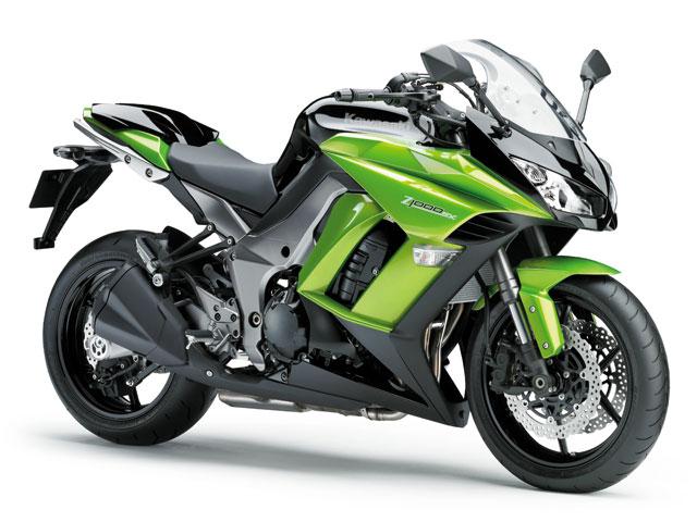 Última oportunidad para ganar una Kawasaki Z 1000 SX