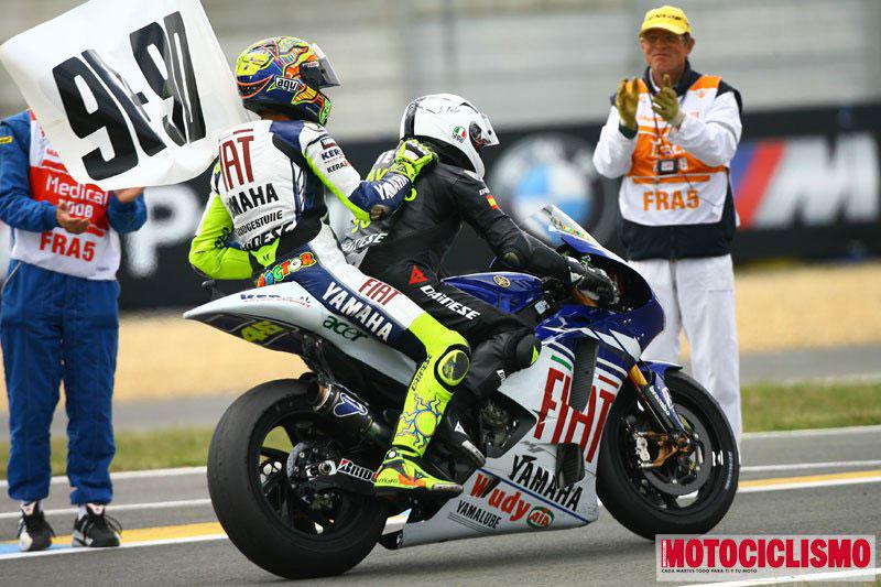 Galería de fotos de las 46 victorias de Valentino Rossi con Yamaha