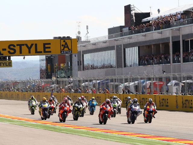 El GP de Aragón, el mejor de 2010
