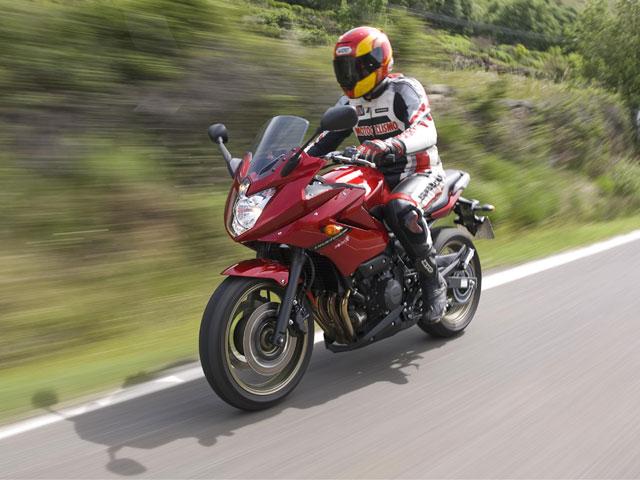 50.000 kilómetros con la Yamaha XJ6 Diversion