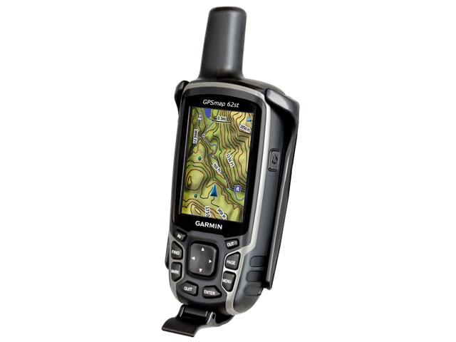 Oferta del GPS Garmin GPSMap 62S con soporte RAM