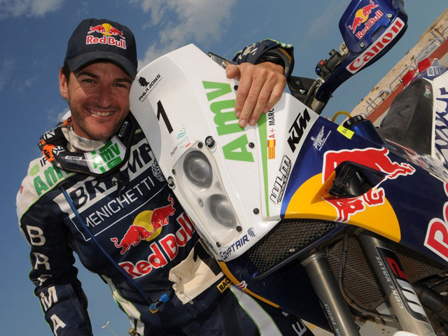 Principales novedades en el reglamento del Rally Dakar 2011