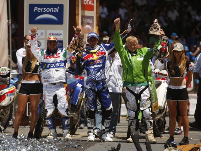 El Dakar 2011 por Televisión Española