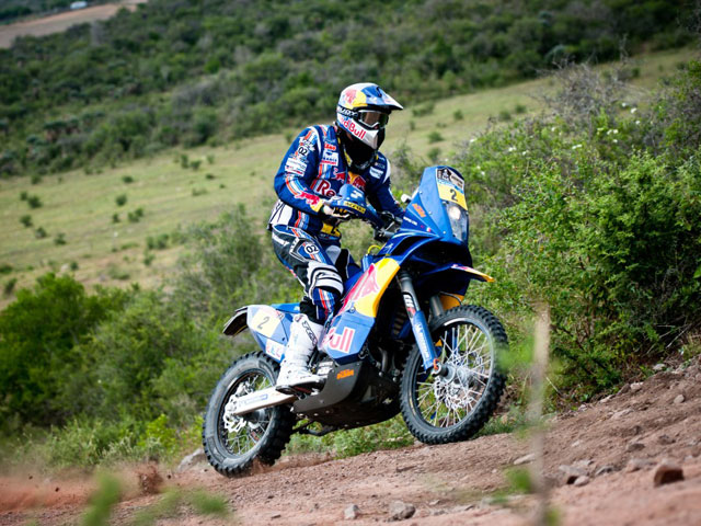Cyril Després gana su segunda etapa consecutiva