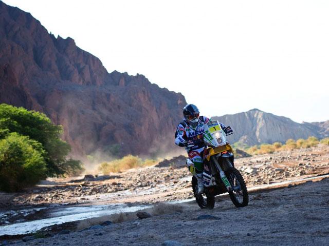 Marc Coma gana la 3ª etapa