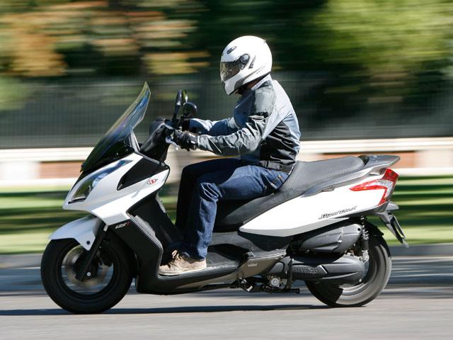 Los scooters arrasan en las ventas de motos