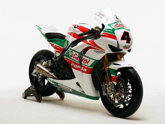 Castrol Honda vuelve al Mundial de Superbike