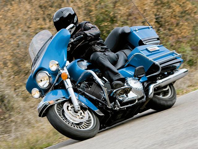 Comparativa motos de Sport Turismo