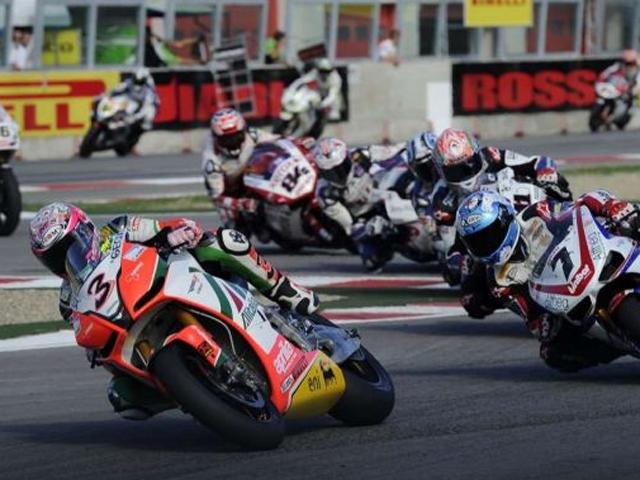 Lista provisional de pilotos del Mundial de Superbike