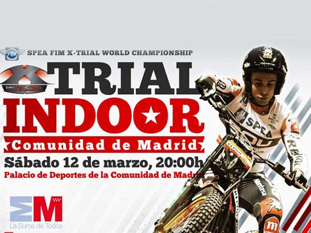 Increíble promoción de Action Team para el Trial Indoor de Madrid