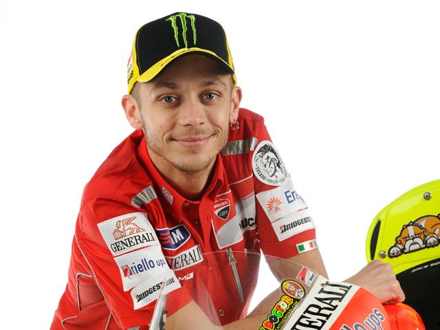 """Valentino Rossi: """"Las cosas no van a ser fáciles para mí"""""""