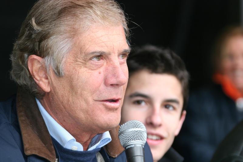 """Giacomo Agostini: """"Lorenzo ha sido mejor y más rápido que Rossi"""""""