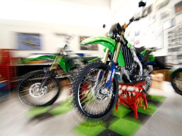 Trámites para homologar una moto de motocross