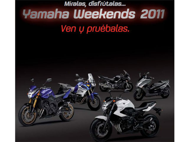 Yamaha Weekends 2001