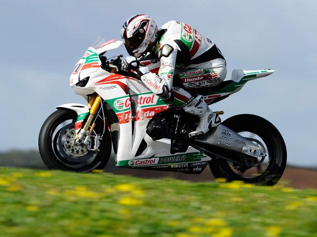 Vídeo de la historia del equipo Castrol Honda de Superbike