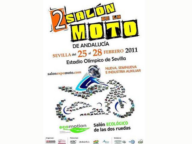 Salón de la moto de Andalucía