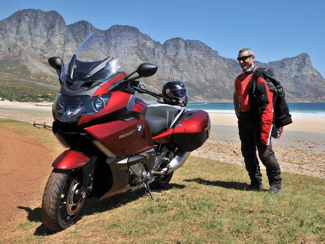 BMW K 1600 GT y GTL: Grandes motos viajeras