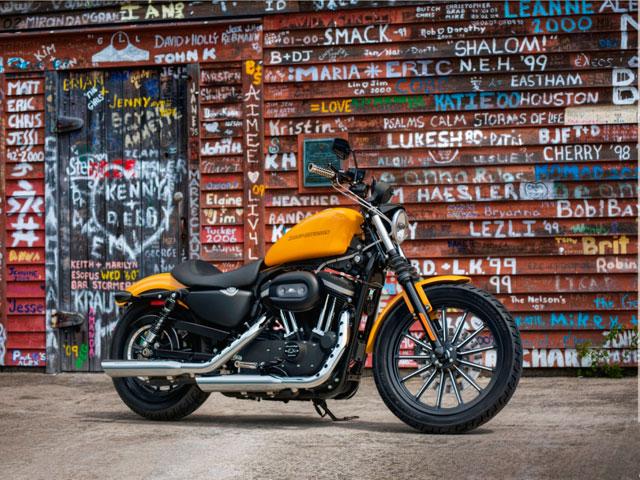Accesorios para personalizar la Harley-Davidson Iron 883