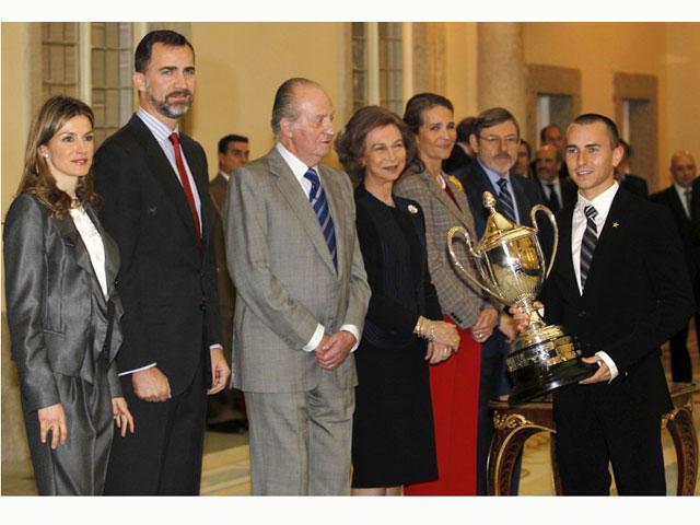 Jorge Lorenzo y Marc Márquez, Premios Nacionales del Deporte
