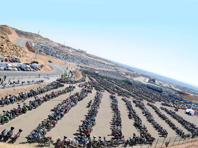 MotoGP, en MotorLand Aragón, hasta 2016