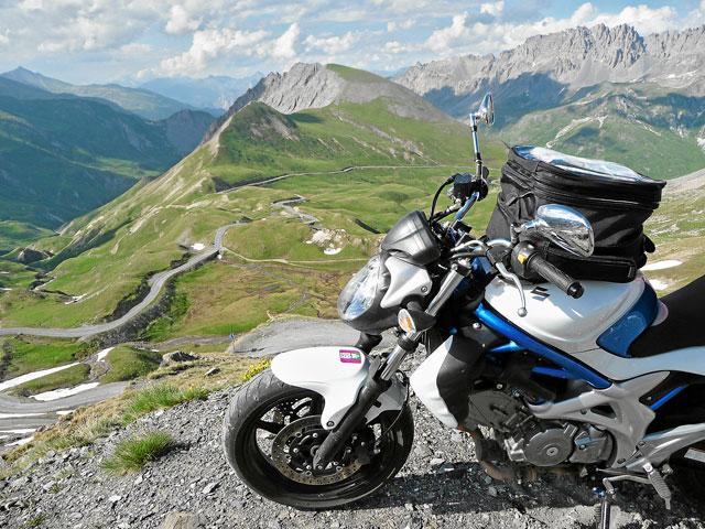 50.000 kilómetros con la Suzuki Gladius