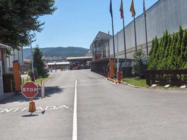 Piaggio cierra la fábrica de Derbi en Martorelles