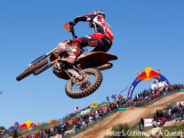 Cancelado el GP de Cataluña de Motocross