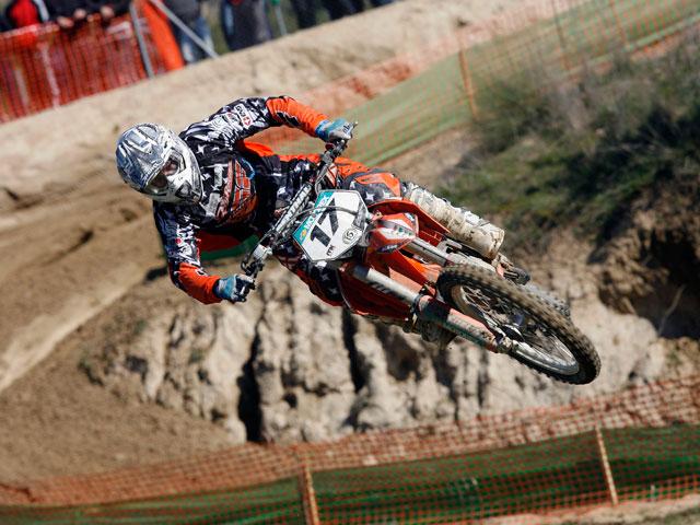 El Nacional de Motocross llega a Sevilla