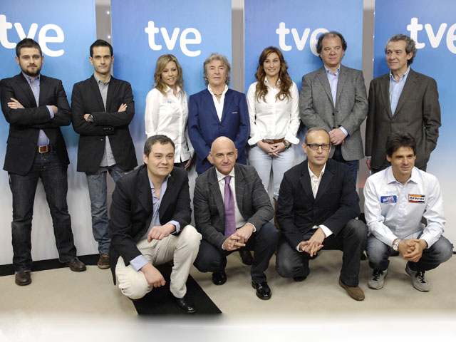 TVE presenta su cobertura del Mundial de MotoGP