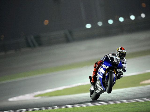 Galería de fotos de los entrenamientos de Qatar