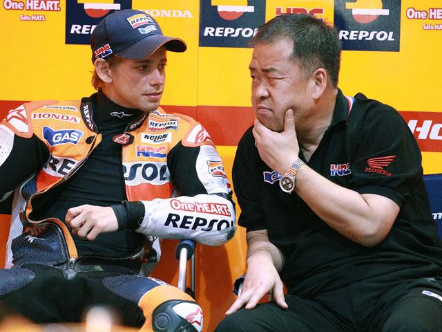 "Shuhei Sakamoto: ""La situación en Honda HRC es complicada"""
