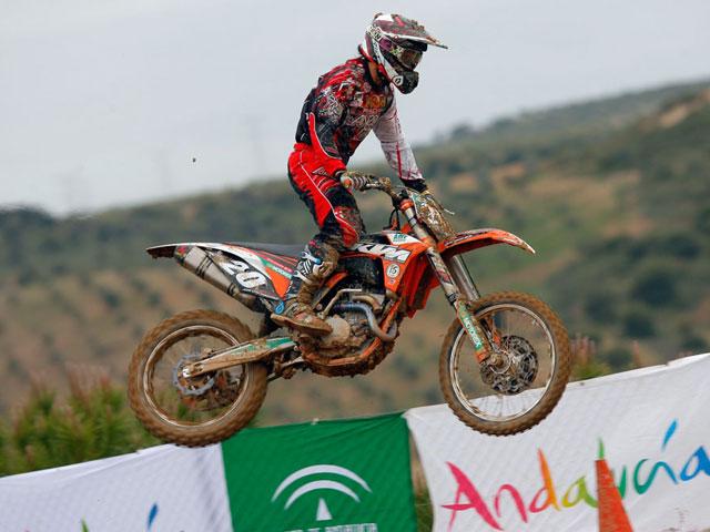 El Nacional de Motocross, en televisión
